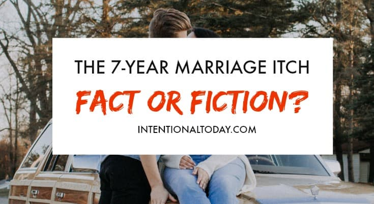 Marriage and the seven year itch - is it a fact of fiction?