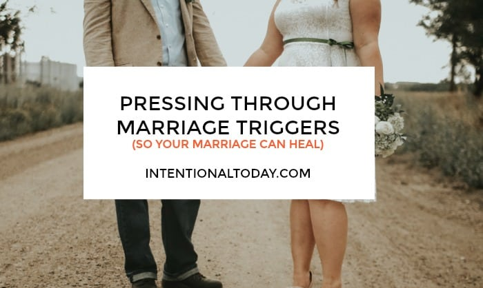 Why we avoid relationship triggers and how to stop. Because the path to restoration is lined with work. And bravery. Here's how to invite God in