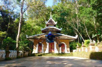Doi Suthep hike, Chiang Mai, Thailand