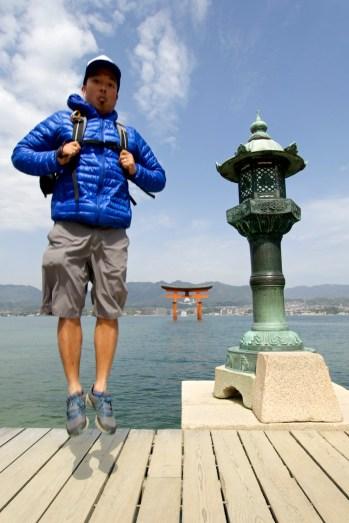 Miyajima, Japan Jumping Jedd   Intentional Travelers