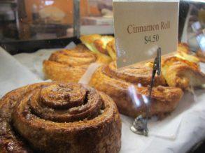 Scrumptious pastries