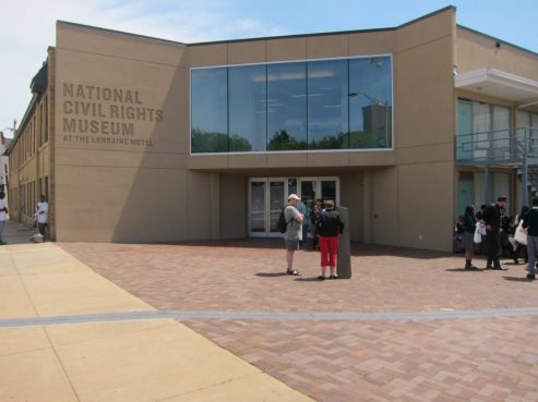 Civil Rights Museum, Memphis | Intentional Travelers
