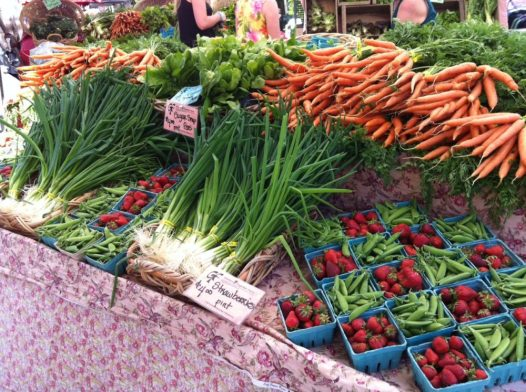 Westmoreland Farmers Market, Portland, OR | Intentional Travelers