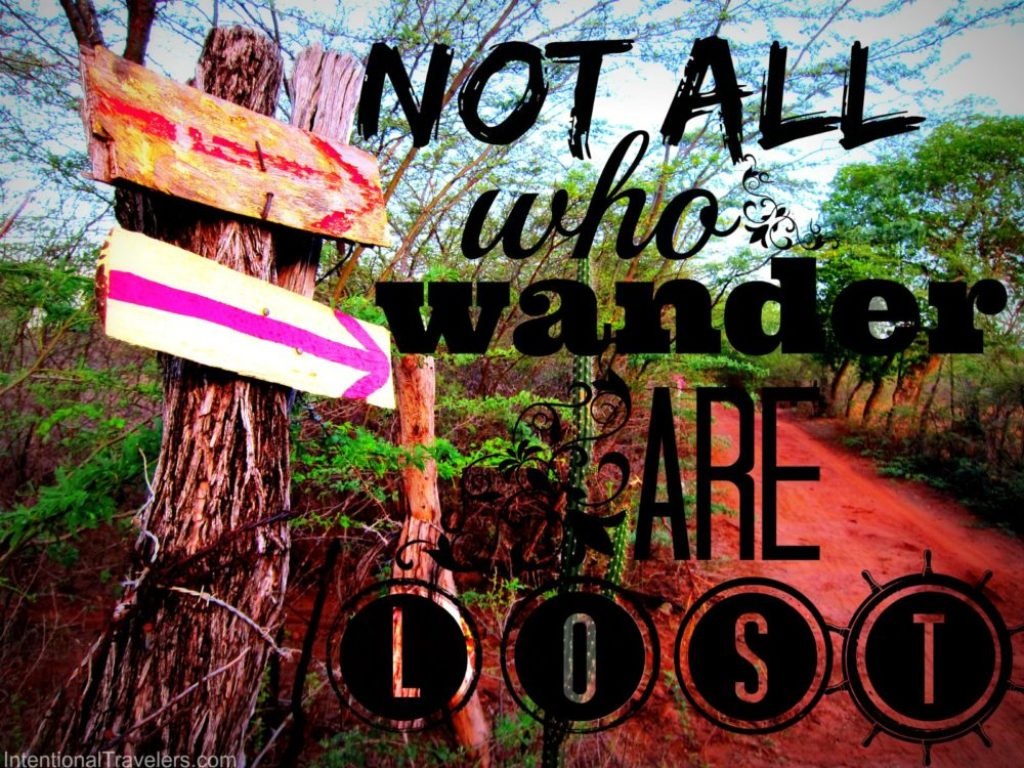 quote wander