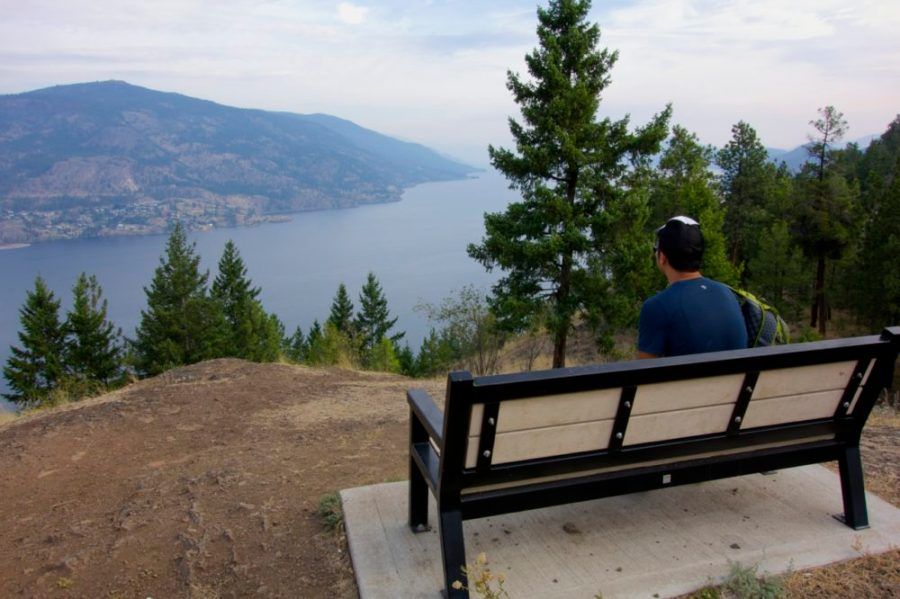 Knox Mountain Park, Kelowna, BC   Intentional Travelers