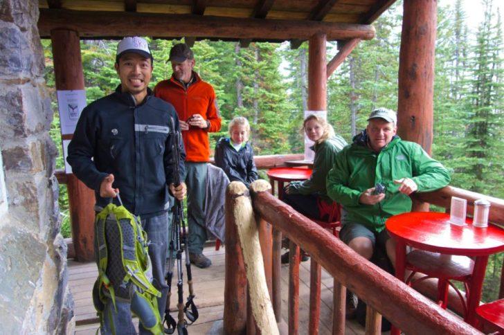 Plain of 6 Glaciers tea house, Lake Louise | Intentional Travelers