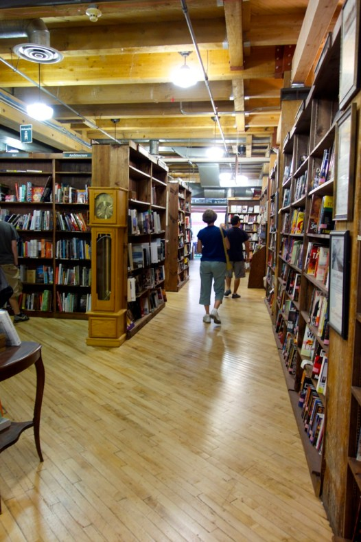 Tattered Cover Bookstore, Denver Colorado | Intentional Travelers