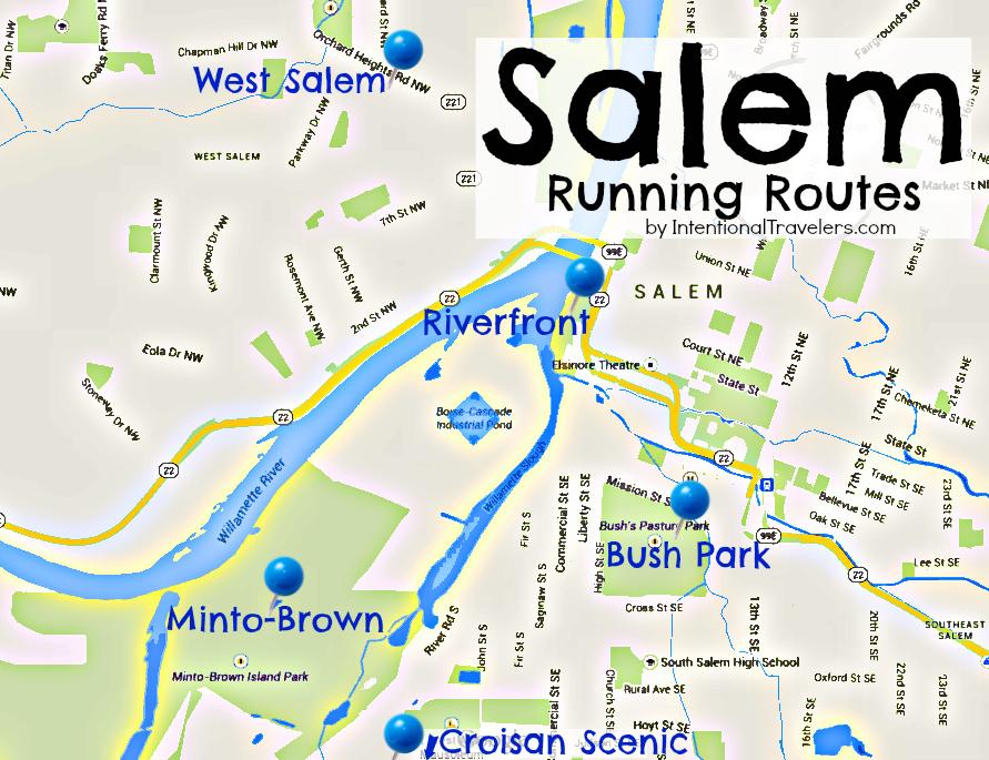 A Walking Tour of Salem, Oregon (Look Up, America!)