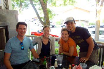 Friends in Utah
