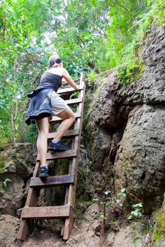 Ko'olau Golf Course to Pali Look-out Hike, Oahu Hawaii | Intentional Travelers