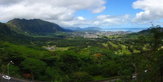 Ko'olau Golf Course to Pali Look-out Hike, Oahu Hawaii   Intentional Travelers