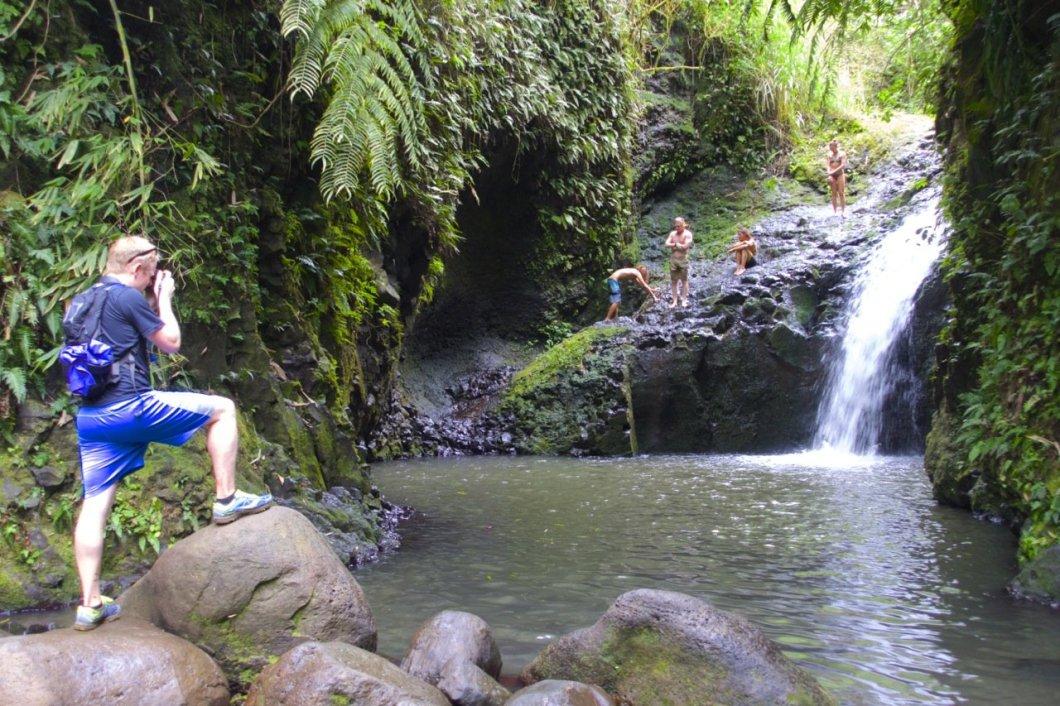 Maunawili Falls Hike - Oahu, Hawaii | Intentional Travelers
