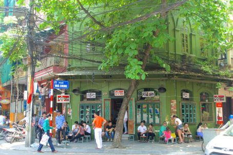 Cong Caphe, Coffee culture in Hanoi, Vietnam | Intentional Travelers
