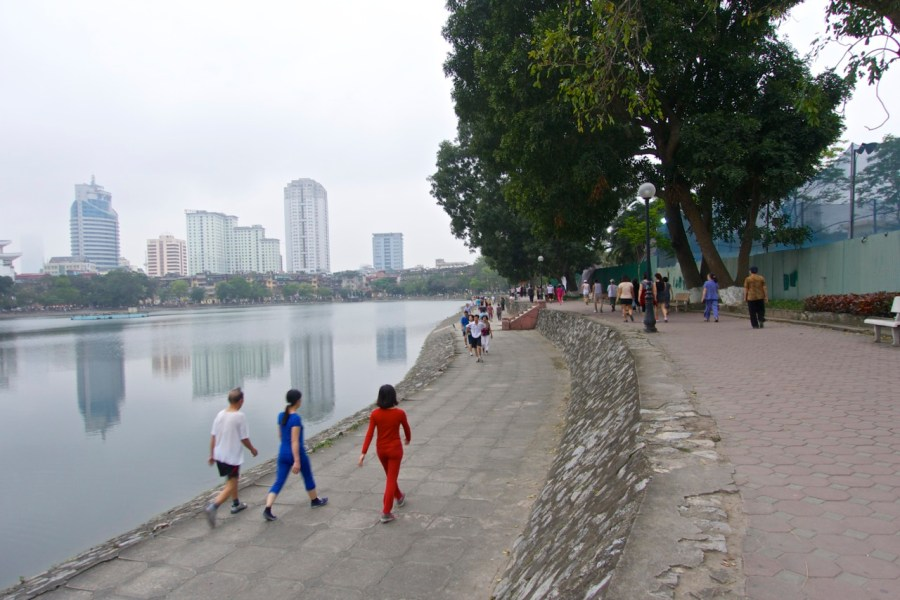 Staying Fit in Hanoi, Vietnam   Intentional Travelers