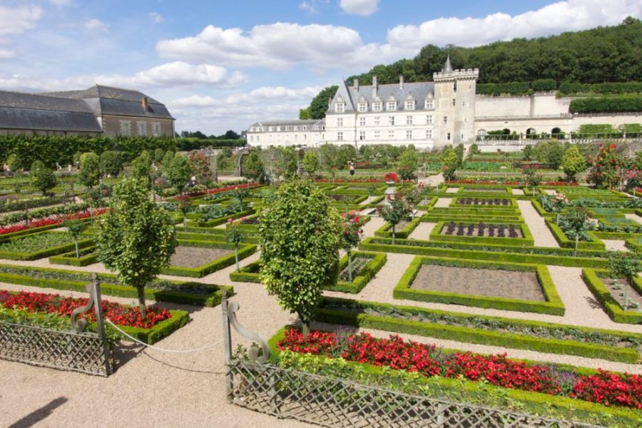 Cheateau Villandry | A Summer Wedding in Loire Valley, France | Intentional Travelers