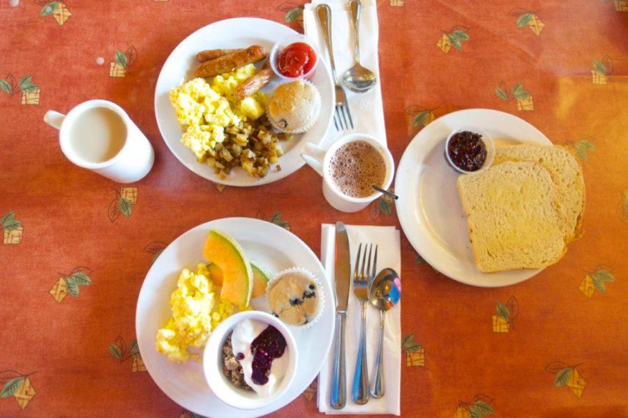 Oregon Garden View Restaurant, Silverton Oregon Staycation   Intentional Travelers