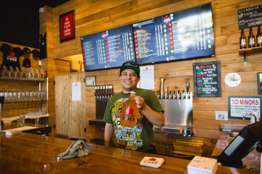 Portland Cider | A Photographer's Tour of Portland | Kapono Photoworks via Intentional Travelers
