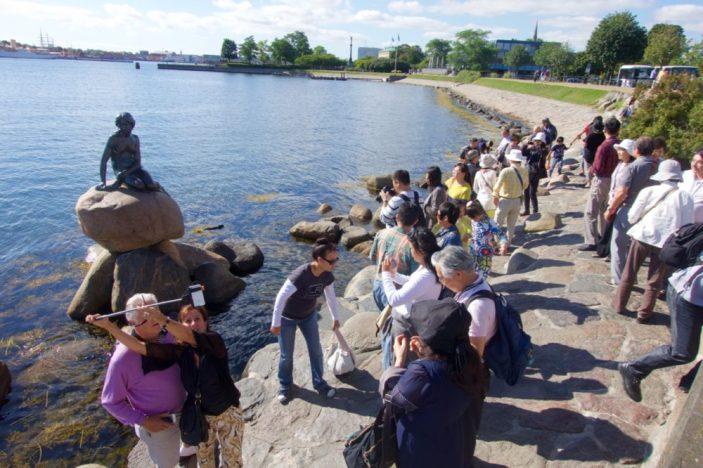 Little Mermaid, Copenhagen | Cool Things We Learned About Copenhagen and Denmark
