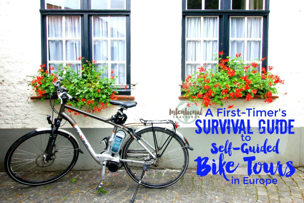 A First Timer's Guide to Self-Guided Bike Tours in Europe | Intentional Travelers