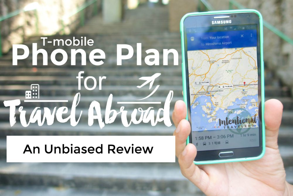 T-Mobile ONE Phone Plan Global Coverage Review - Intentional