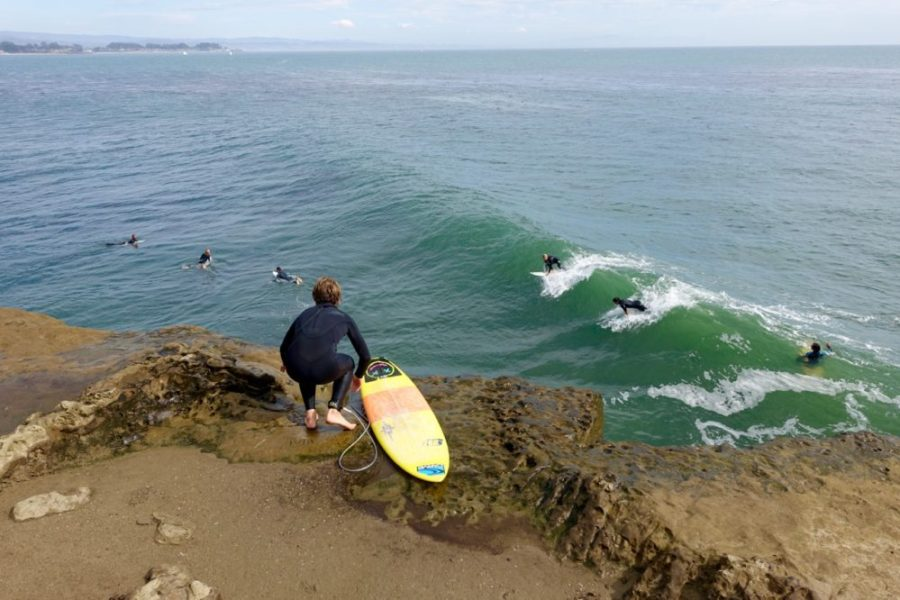 Surfing in Santa Cruz | Intentional Travelers