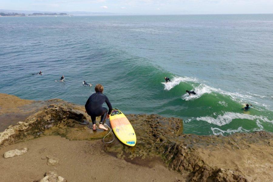 Surfing in Santa Cruz | Intentional Travelers