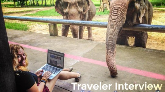 Intentional Traveler Interview: Diana Edelman of D Travels Round and the Responsible Travel & Tourism Collective