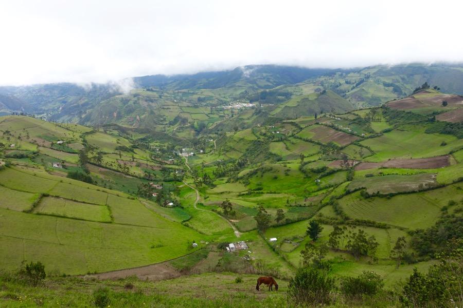 Hiking | Llullu Llama Hostel in Beautiful Isinliví, Ecuador | Intentional Travelers