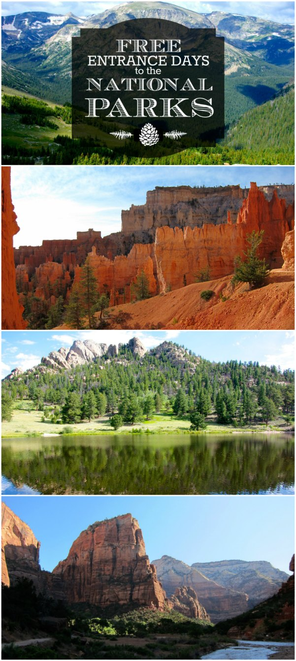 Best times to visit National Parks in the U.S. free of charge | Intentional Travelers