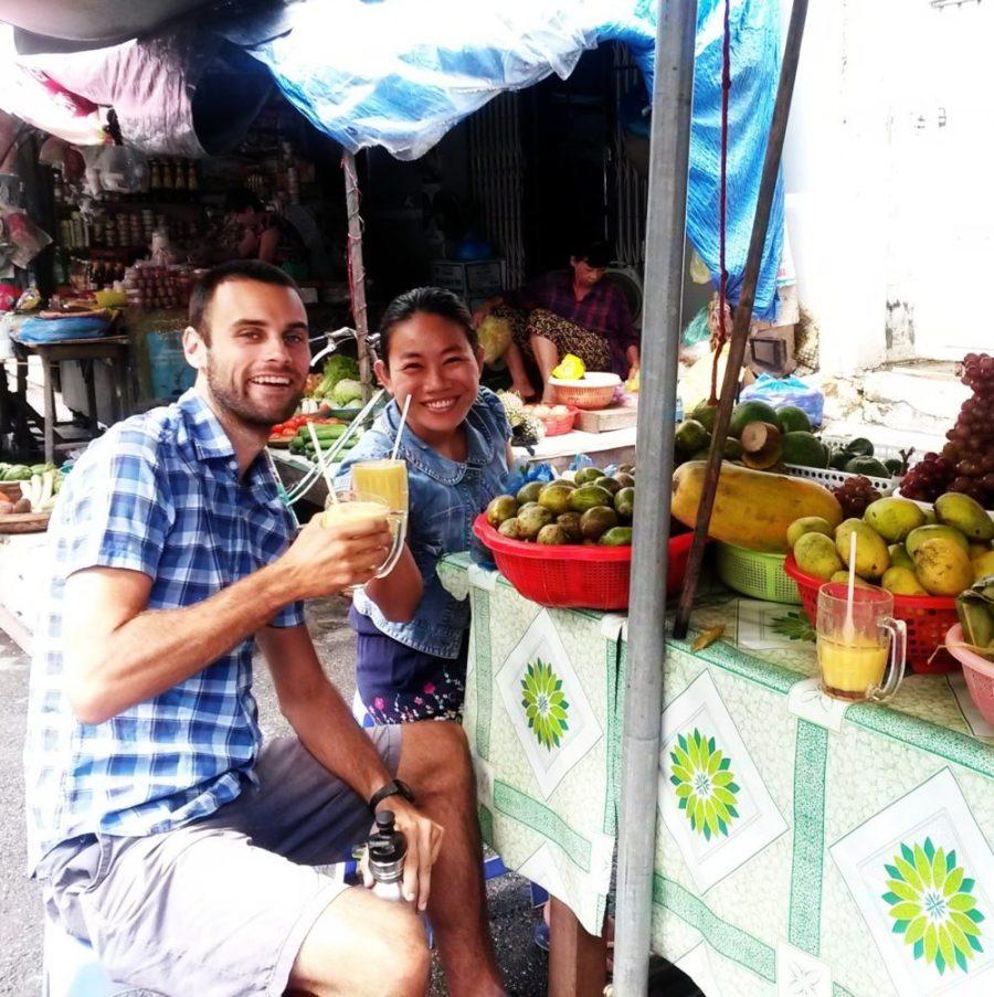Thao Market Vietnam