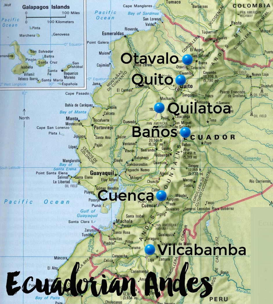 6 Beautiful Places to Visit in the Ecuadorian Andes - Intentional ...