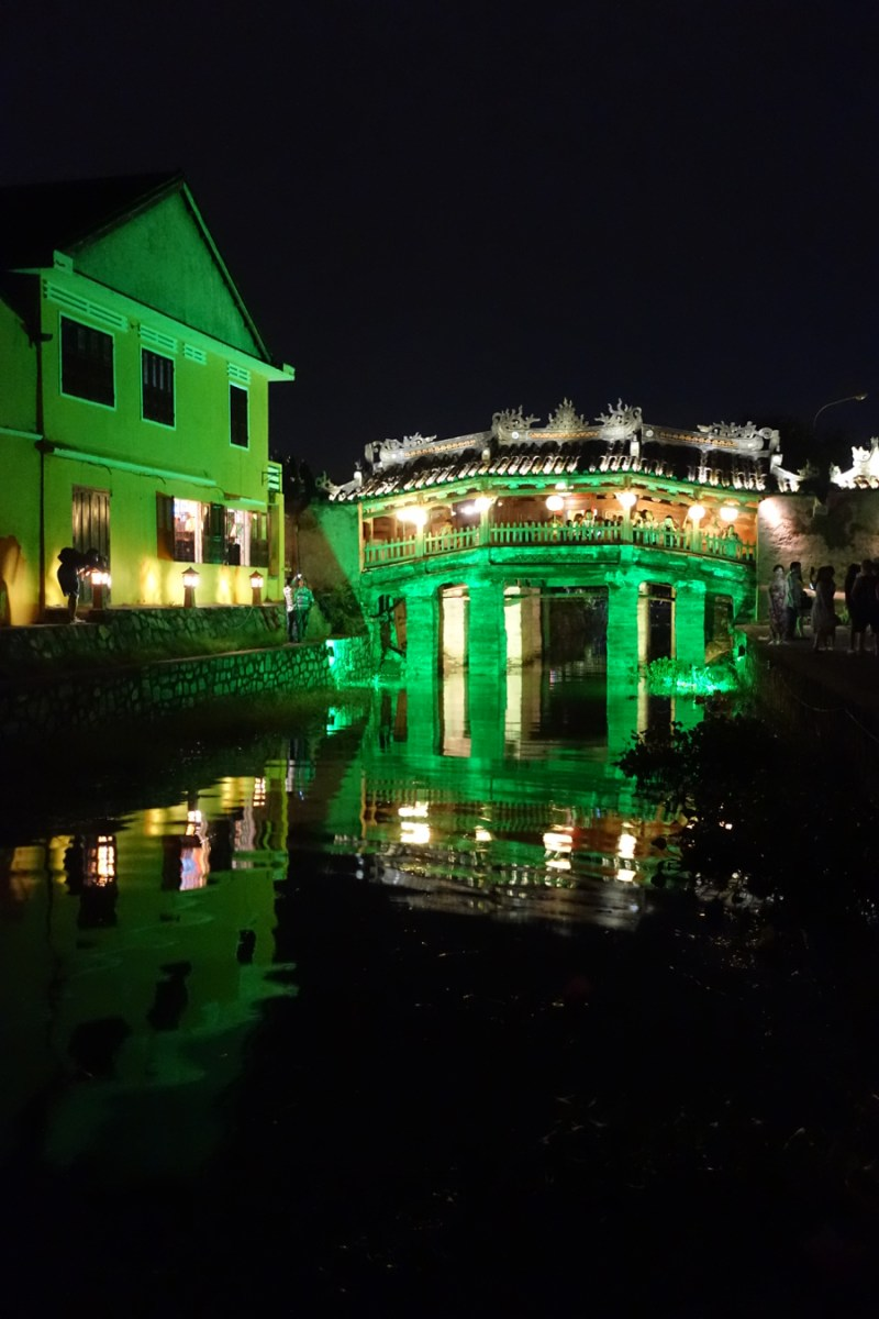 Japanese Bridge - What to See, Do, and Eat in Hoi An, Vietnam on a Budget | Intentional Travelers