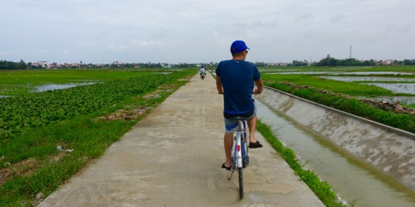 Biking - What to See, Do, and Eat in Hoi An, Vietnam on a Budget | Intentional Travelers