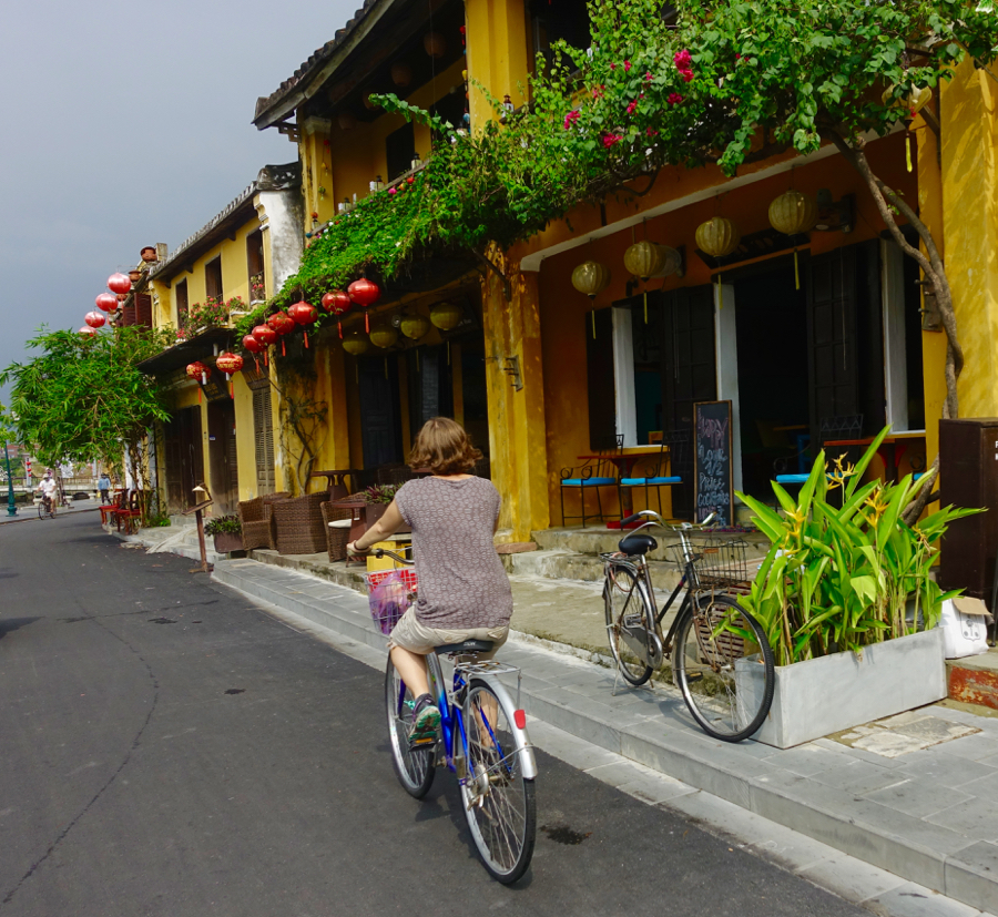 Bike - What to See, Do, and Eat in Hoi An, Vietnam on a Budget | Intentional Travelers