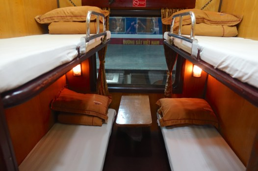Hanoi to Hue Overnight Train - Things to Do in Hue, Vietnam on a Budget | Intentional Travelers