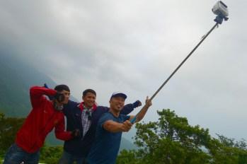 Selfie on the Hai Van Pass