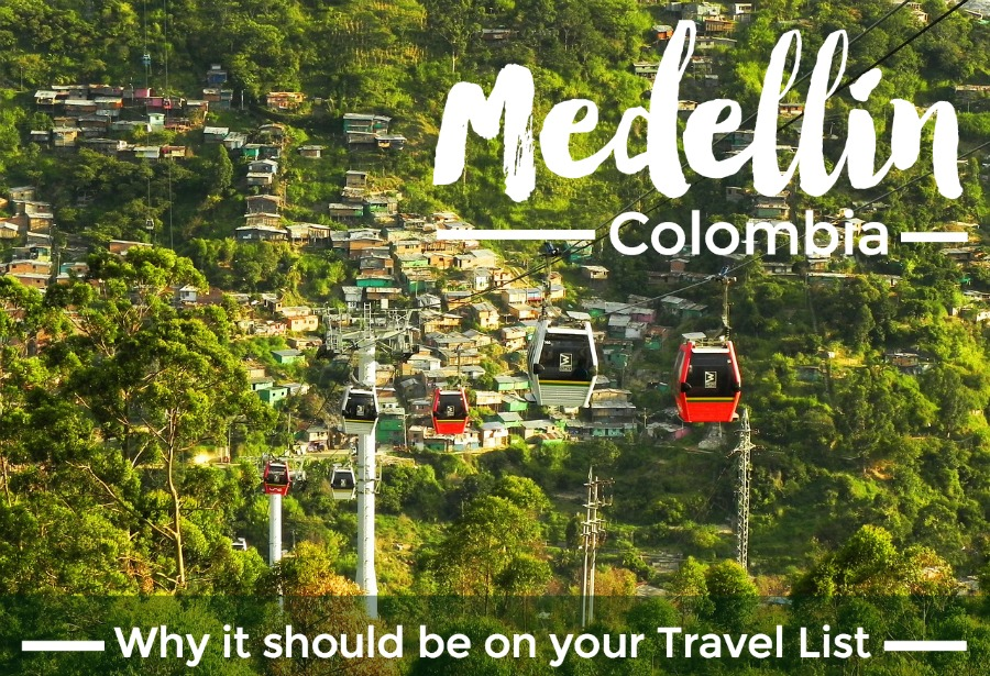 Why Medellin Colombia Should Be On Your Travel List | Intentional Travelers