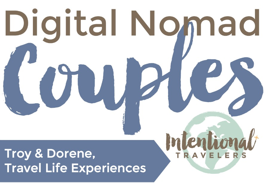 After a huge lifestyle redesign in their 40's, Troy and Dorene share lessons they've learned about how to live, work, and travel as a Digital Nomad Couple.