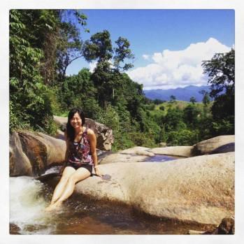 Mo Paeng Waterfall, Pai Photo Credit: Adam Greenberg