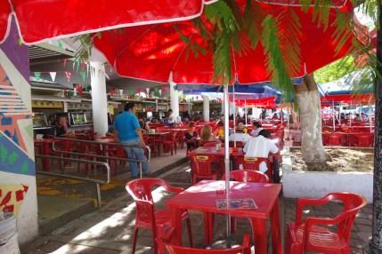 Mercado Santa Ana