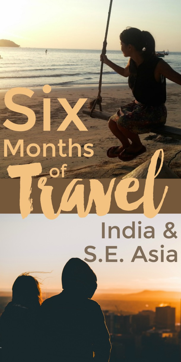 Travel tips, photos, and highlights from six months in SE Asia and India