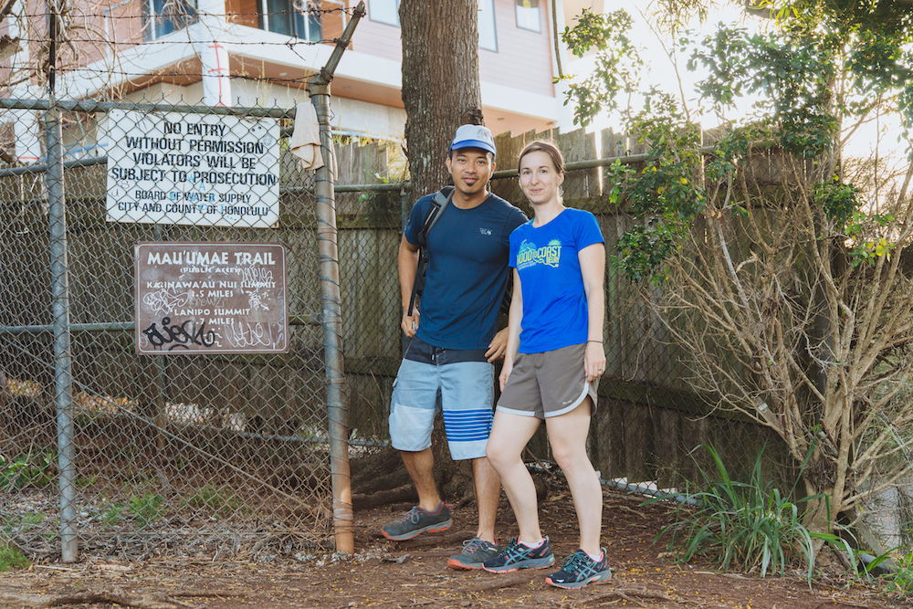 Wilhelmina Rise Mau Umae Trail Hike In Honolulu Oahu