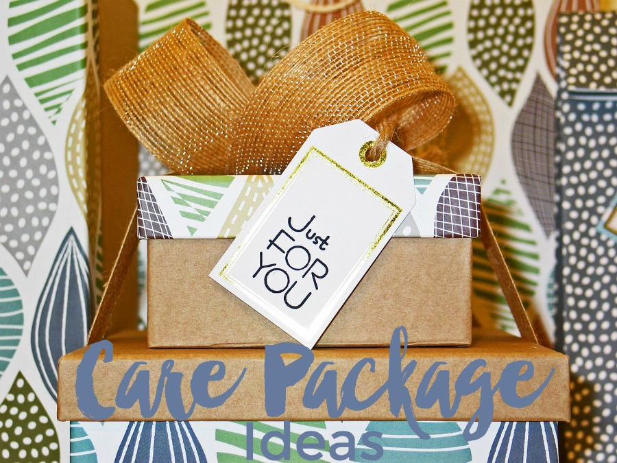 Great ideas for care packages to send to friends and family living abroad | Intentional Travelers