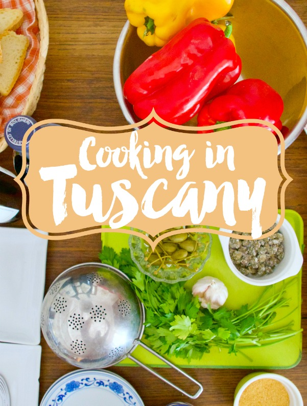 Review: Why Cooking in Tuscany With Chicca is the best home cooking class in Italy! | Intentional Travelers