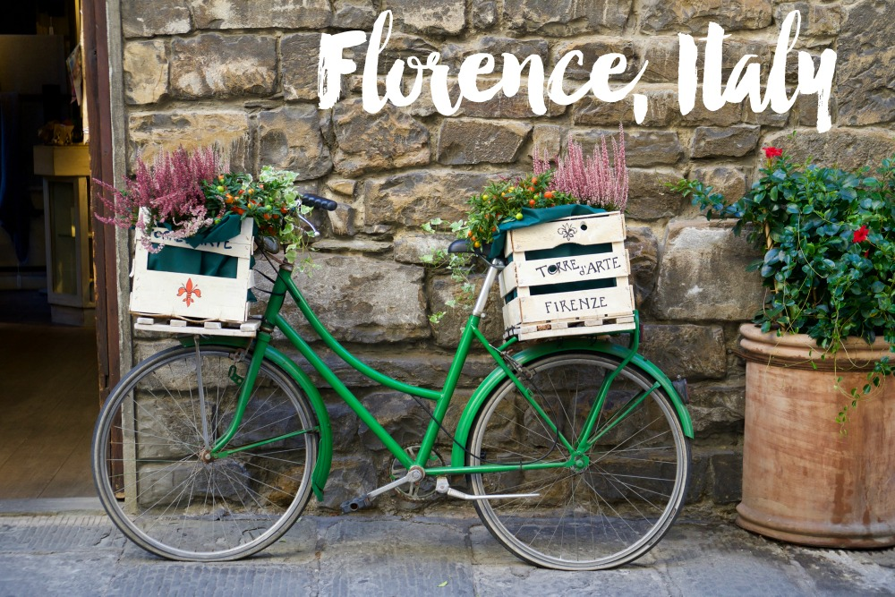 Self Guided Walking Tour of Florence Italy