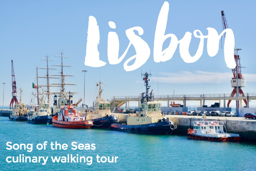 Culinary Backstreets Lisbon Food Tour: Song of the Seas review