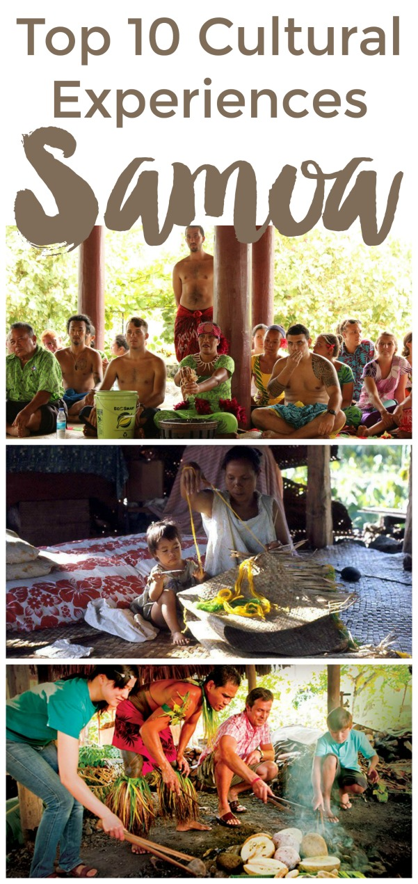 Cultural experiences to try in Samoa, Pacific Island   Intentional Travelers