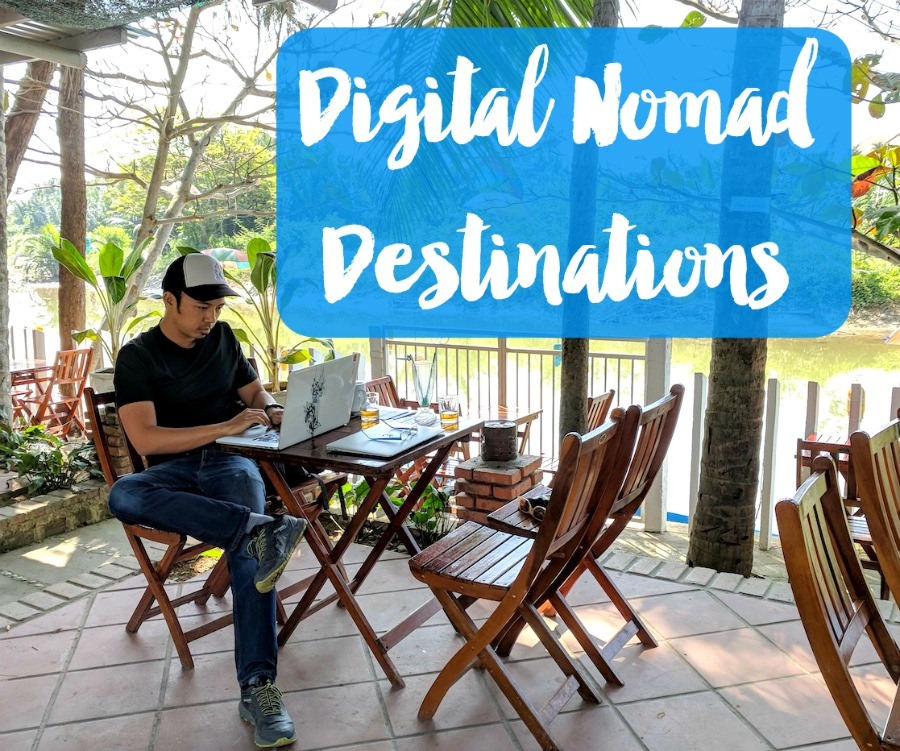 Off-the-beaten-path Small Town Digital Nomad Destinations