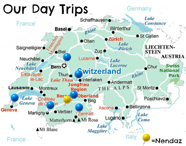 Exploring Nendaz, Switzerland: Hiking and Day Trips in the