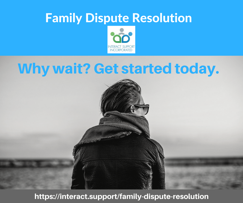Family Dispute Resolution is a respectful way of reaching agreements following separation